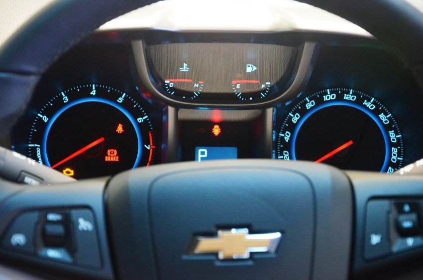 Chevrolet Orlando officially launched – RM118,888 Image #145813