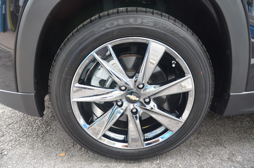 Chevrolet Orlando officially launched – RM118,888 Image #145818