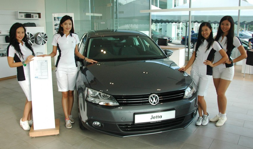Volkswagen Jetta, Passat and Cross Touran launched – RM150k, RM185k and RM167k respectively, all CBU Image #73553