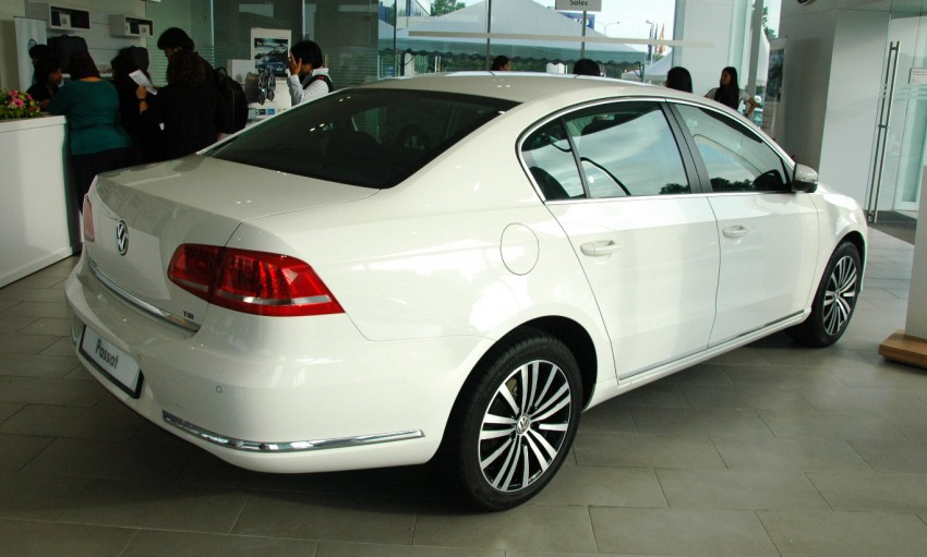 Volkswagen Jetta, Passat and Cross Touran launched – RM150k, RM185k and RM167k respectively, all CBU Image #73556