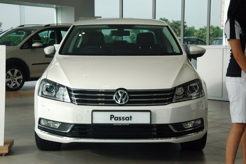 Volkswagen Passat 1.8 TSI – first drive impressions Image #75617