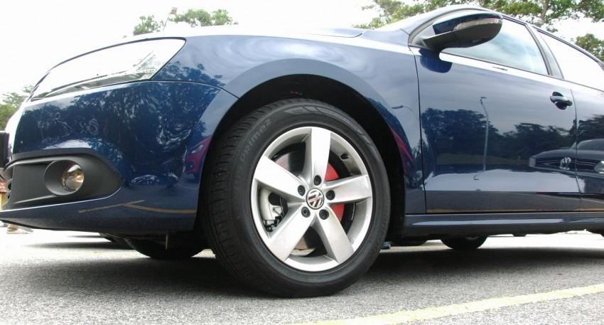Volkswagen Jetta 1.4 TSI – first drive impressions Image #75657
