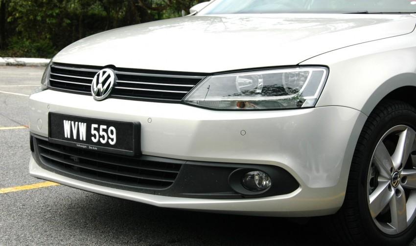 Volkswagen Jetta 1.4 TSI – first drive impressions Image #75659