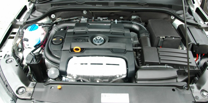 Volkswagen Jetta 1.4 TSI – first drive impressions Image #75661