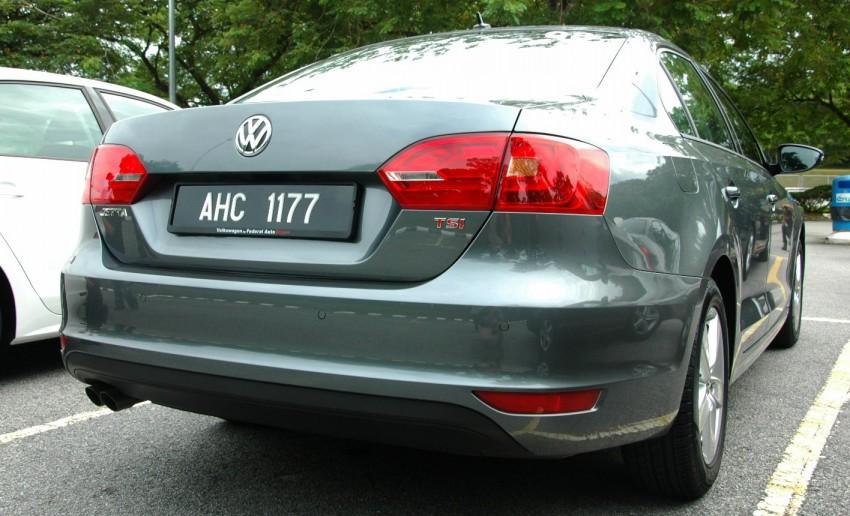 Volkswagen Jetta 1.4 TSI – first drive impressions Image #75663