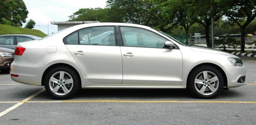 Volkswagen Jetta 1.4 TSI – first drive impressions Image #75668