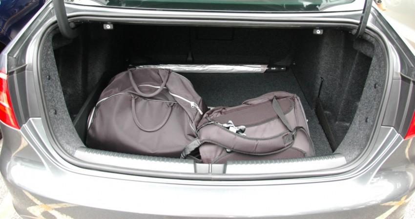 Volkswagen Jetta 1.4 TSI – first drive impressions Image #75682