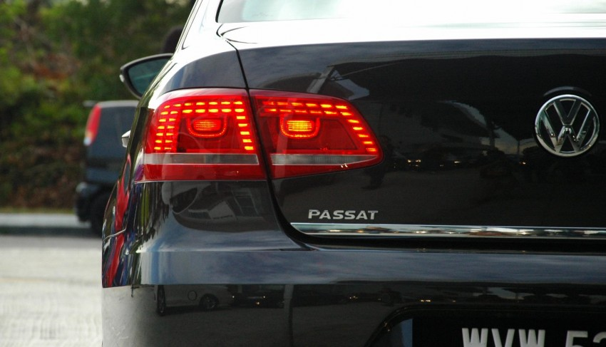 Volkswagen Passat 1.8 TSI – first drive impressions Image #75620
