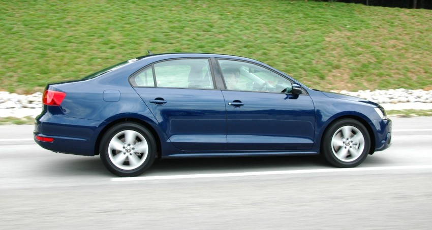Volkswagen Jetta 1.4 TSI – first drive impressions Image #75687
