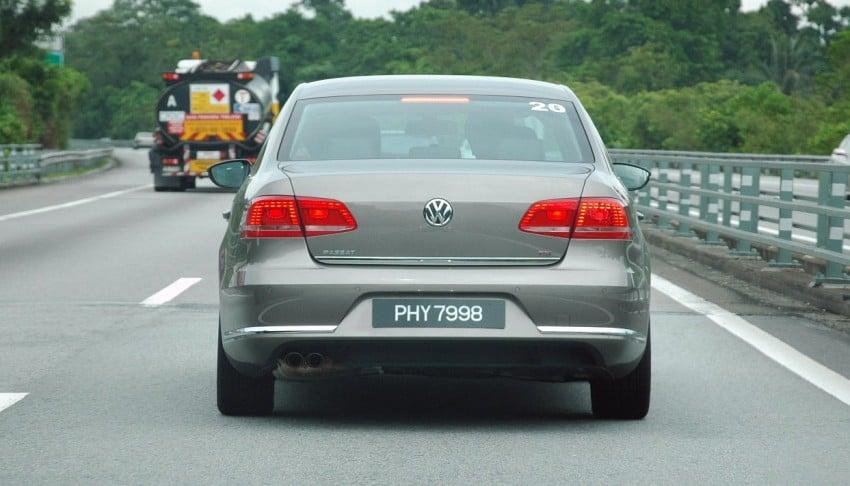 Volkswagen Passat 1.8 TSI – first drive impressions Image #75621