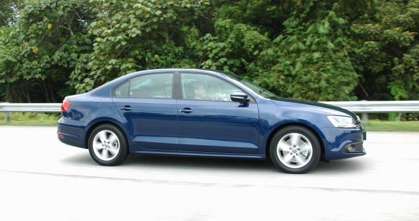 Volkswagen Jetta 1.4 TSI – first drive impressions Image #75689