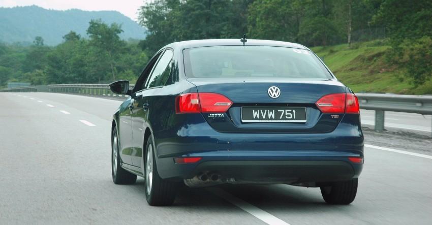Volkswagen Jetta 1.4 TSI – first drive impressions Image #75690