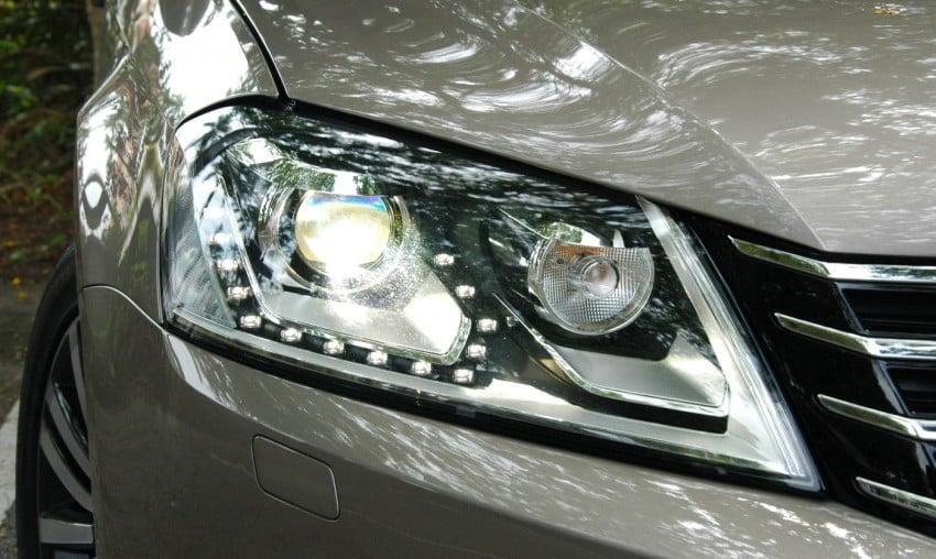 Volkswagen Passat 1.8 TSI – first drive impressions Image #75623