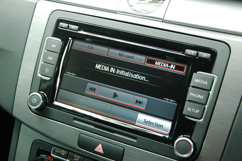 Volkswagen Passat 1.8 TSI – first drive impressions Image #75625