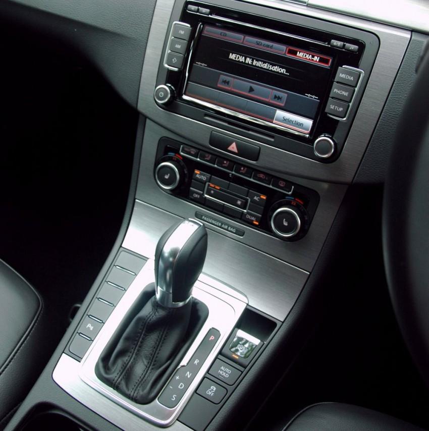 Volkswagen Passat 1.8 TSI – first drive impressions Image #75628