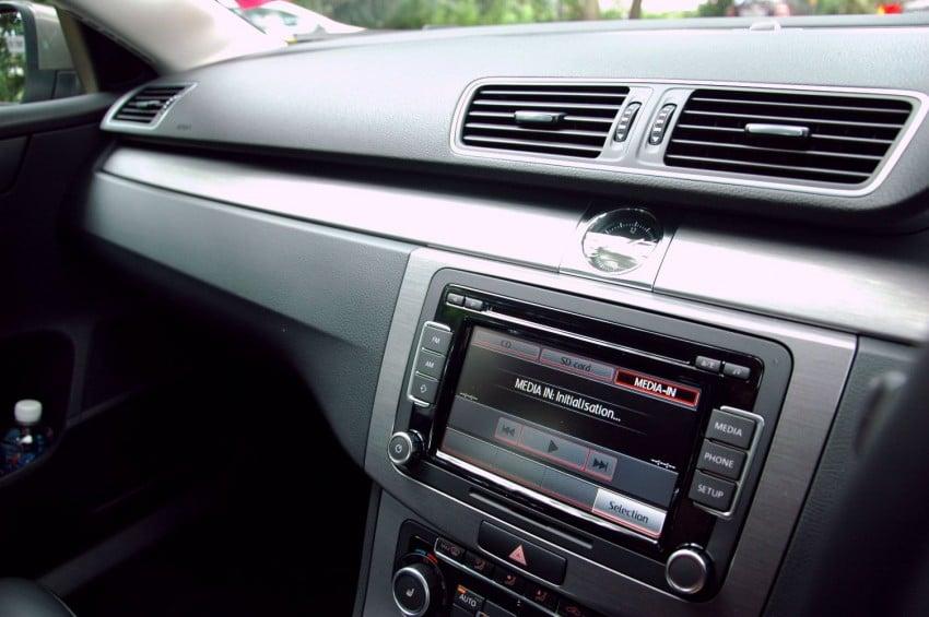 Volkswagen Passat 1.8 TSI – first drive impressions Image #75629