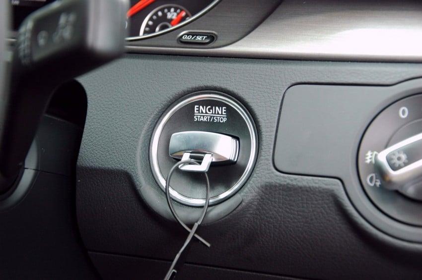 Volkswagen Passat 1.8 TSI – first drive impressions Image #75633