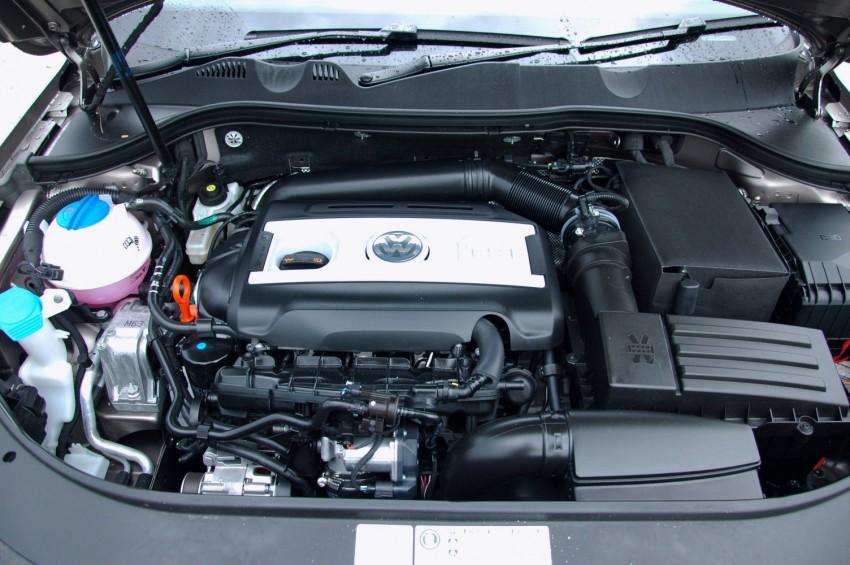 Volkswagen Passat 1.8 TSI – first drive impressions Image #75635