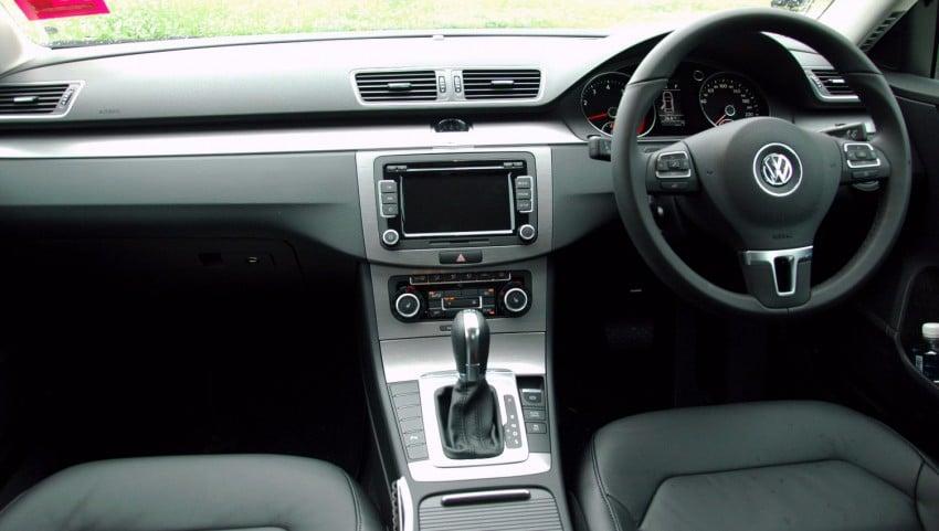 Volkswagen Passat 1.8 TSI – first drive impressions Image #75639