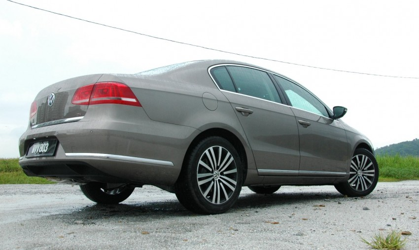 Volkswagen Passat 1.8 TSI – first drive impressions Image #75640