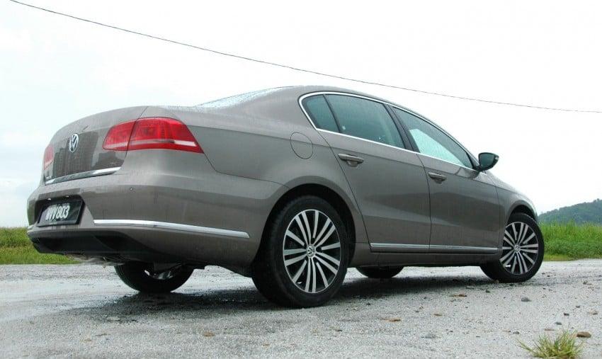 Volkswagen Passat 1.8 TSI – first drive impressions Image #75640