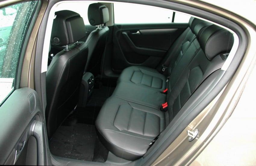 Volkswagen Passat 1.8 TSI – first drive impressions Image #75642