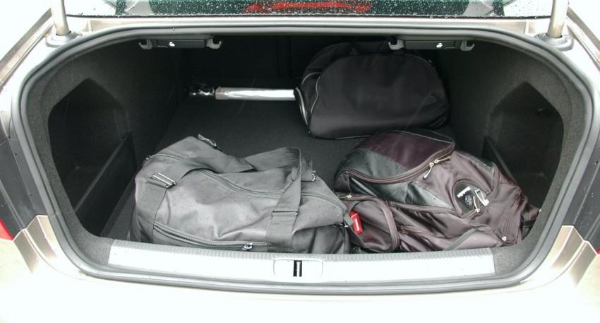 Volkswagen Passat 1.8 TSI – first drive impressions Image #75643