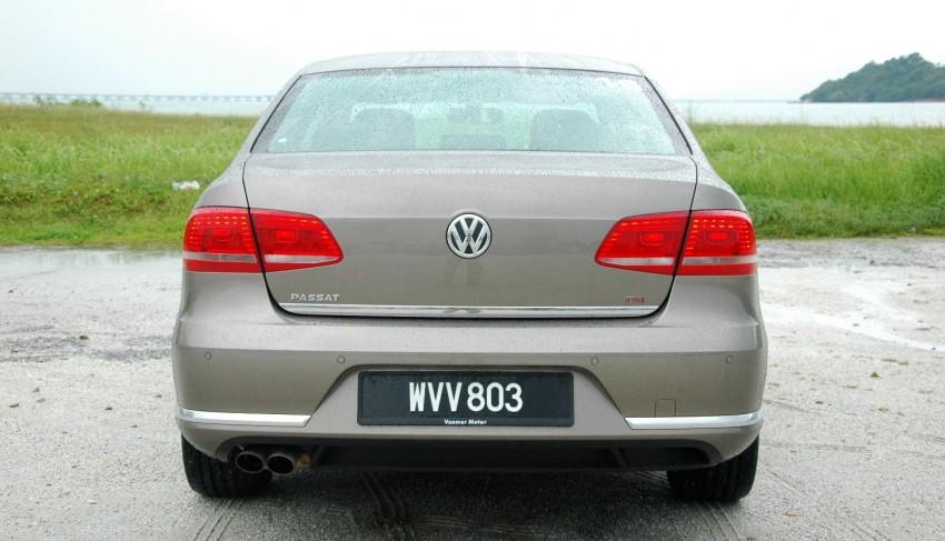 Volkswagen Passat 1.8 TSI – first drive impressions Image #75645