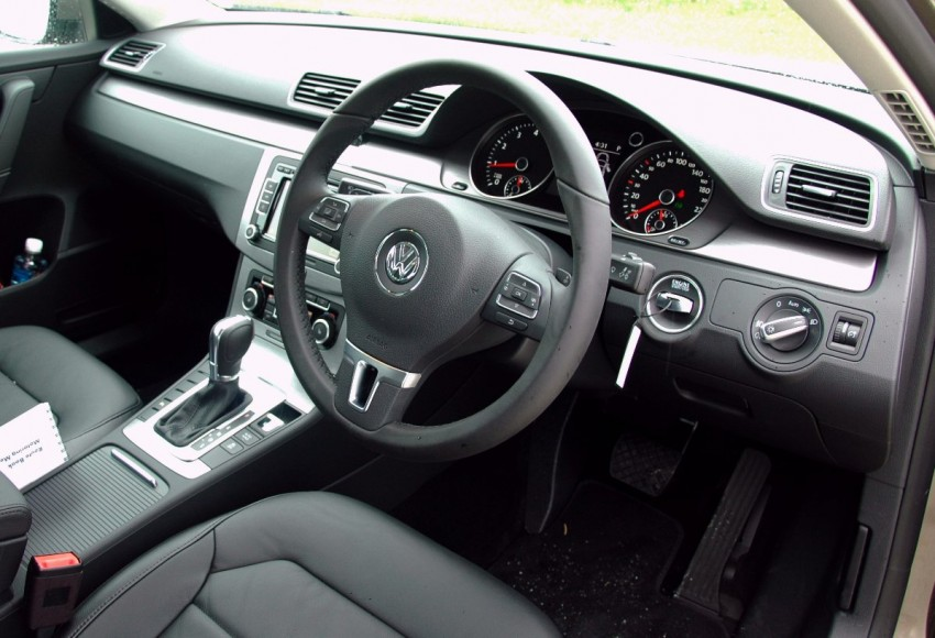 Volkswagen Passat 1.8 TSI – first drive impressions Image #75646