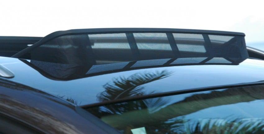 Volkswagen Cross Touran 1.4 TSI – first drive impressions Image #75584
