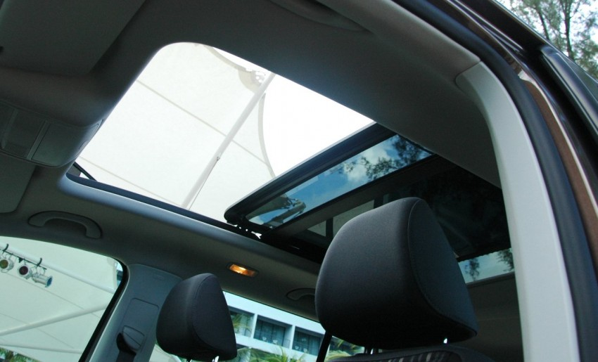 Volkswagen Cross Touran 1.4 TSI – first drive impressions Image #75594