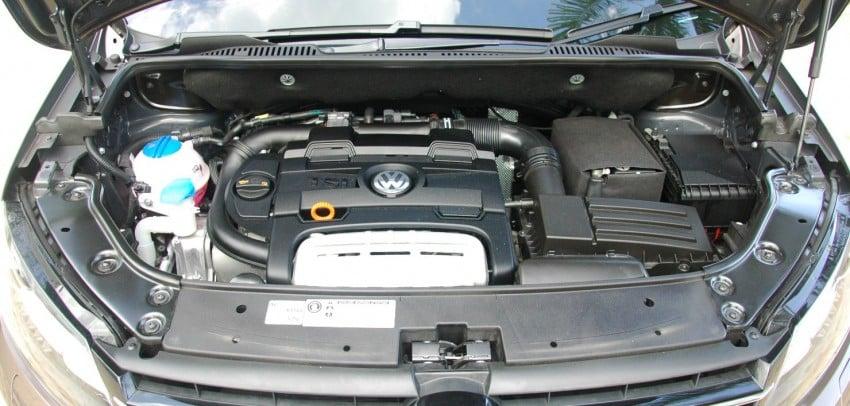 Volkswagen Cross Touran 1.4 TSI – first drive impressions Image #75597