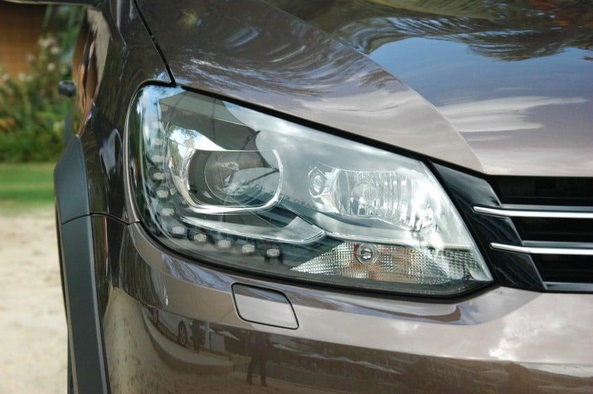 Volkswagen Cross Touran 1.4 TSI – first drive impressions Image #75599