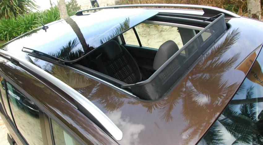 Volkswagen Cross Touran 1.4 TSI – first drive impressions Image #75601