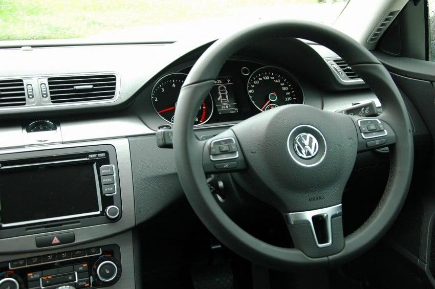 Volkswagen Passat 1.8 TSI – first drive impressions Image #75647