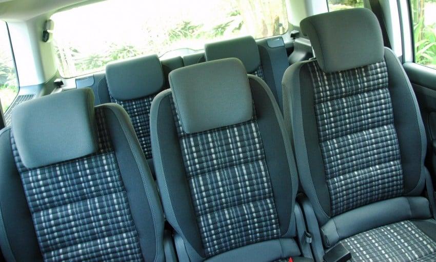 Volkswagen Cross Touran 1.4 TSI – first drive impressions Image #75606