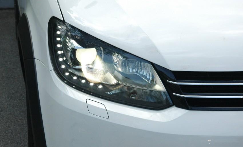 DRIVEN: Volkswagen Cross Touran 1.4 TSI – first drive Image #75607