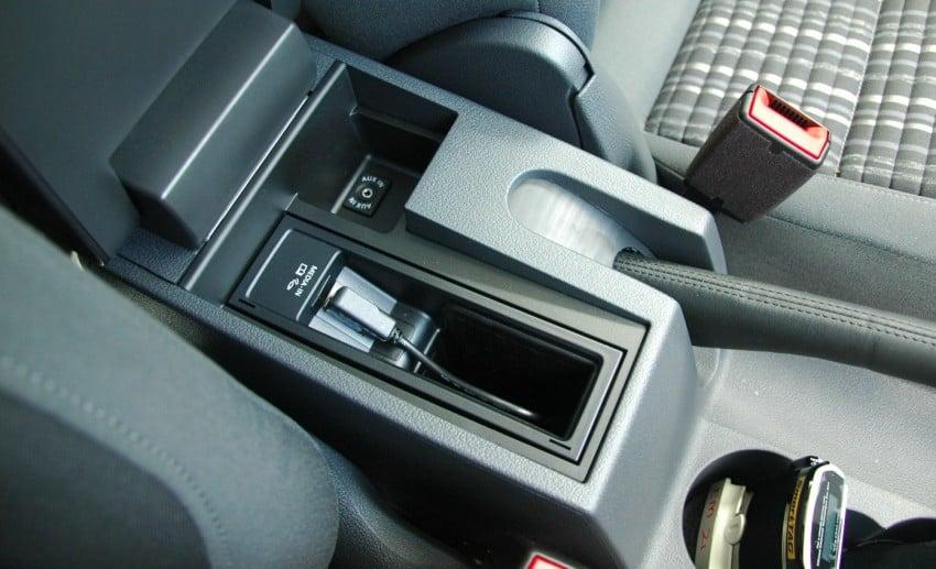 Volkswagen Cross Touran 1.4 TSI – first drive impressions Image #75609