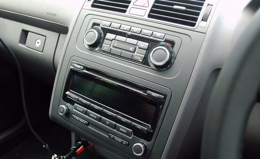 Volkswagen Cross Touran 1.4 TSI – first drive impressions Image #75610