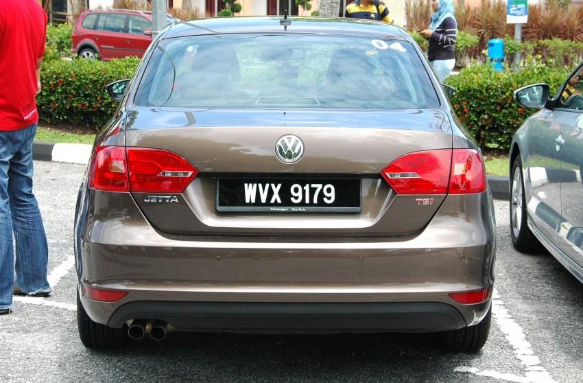 Volkswagen Jetta 1.4 TSI – first drive impressions Image #75693