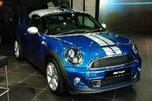 Bmw Malaysia Today Introduced The All New Mini Coupé Car Arrives In A Single Engine Form This Case Cooper S Guise No Surprises With 1 6