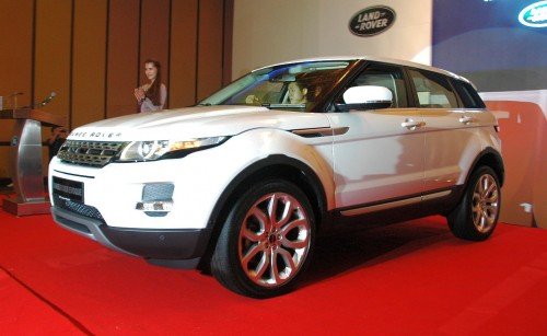Range Rover Evoque launched – RM353k to RM393k Image #121295