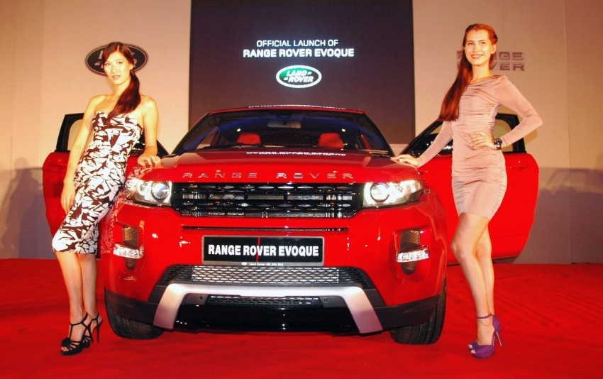 Range Rover Evoque launched – RM353k to RM393k Image #75322