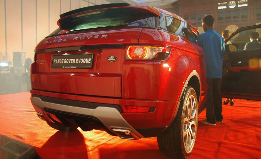 Range Rover Evoque launched – RM353k to RM393k Image #75323