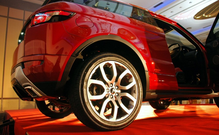 Range Rover Evoque launched – RM353k to RM393k Image #75324