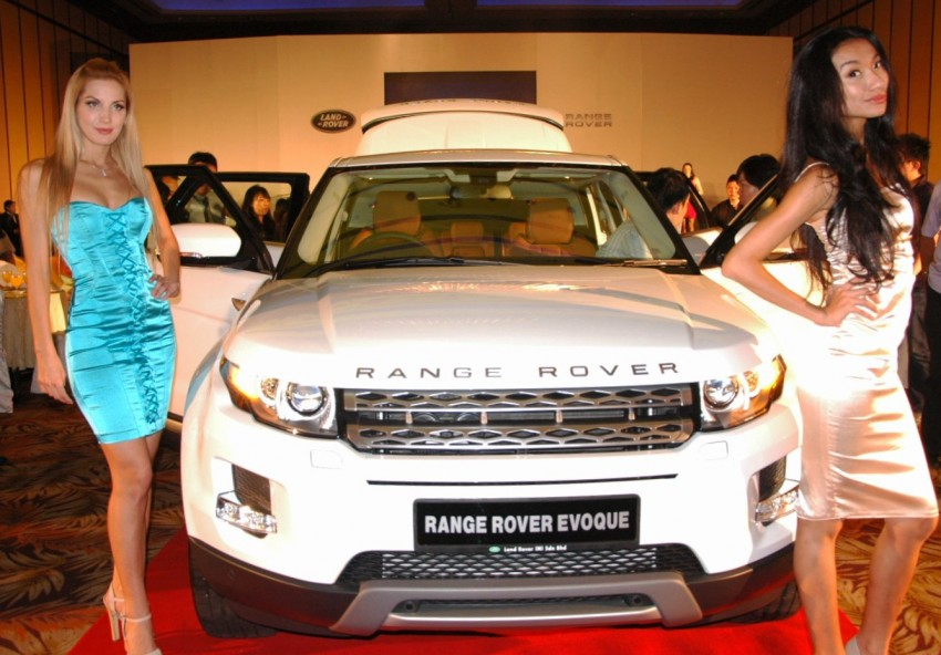 Range Rover Evoque launched – RM353k to RM393k Image #75334