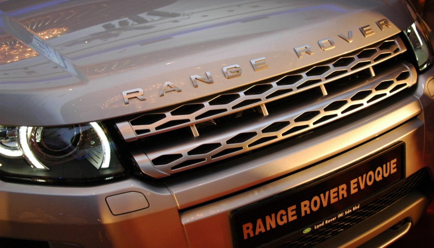Range Rover Evoque launched – RM353k to RM393k Image #75342