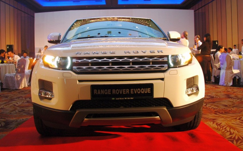 Range Rover Evoque launched – RM353k to RM393k Image #75344