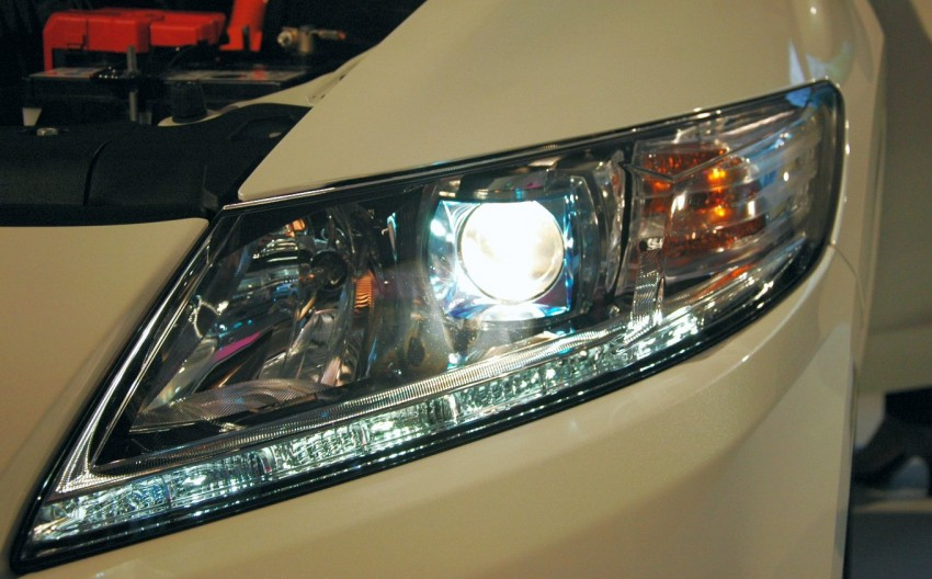 Honda CR-Z launched – RM115k OTR with insurance Image #75464