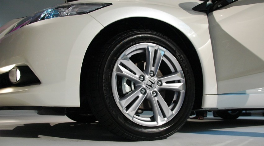 Honda CR-Z launched – RM115k OTR with insurance Image #75469